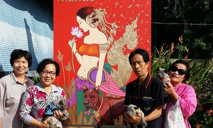 ขอบคุณลูกค้าไทยหลังอานเชียงใหม่เชียงรายพะเยา