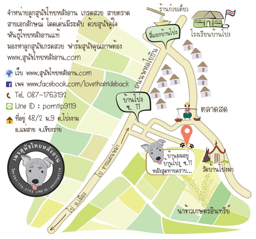 แผนที่บ้าน