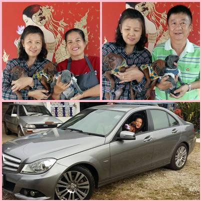 กราบขอบพระคุณท่านอัยการที่รับลูกสุนัข จากบ้านไทยหลังอานเชียงราย นะคะ