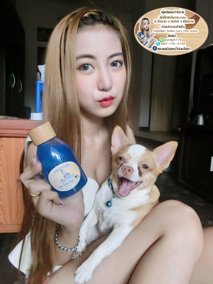 แชมพูสุนัข สูตร น้ำมันเมล็ดชา 1455199_n (2)