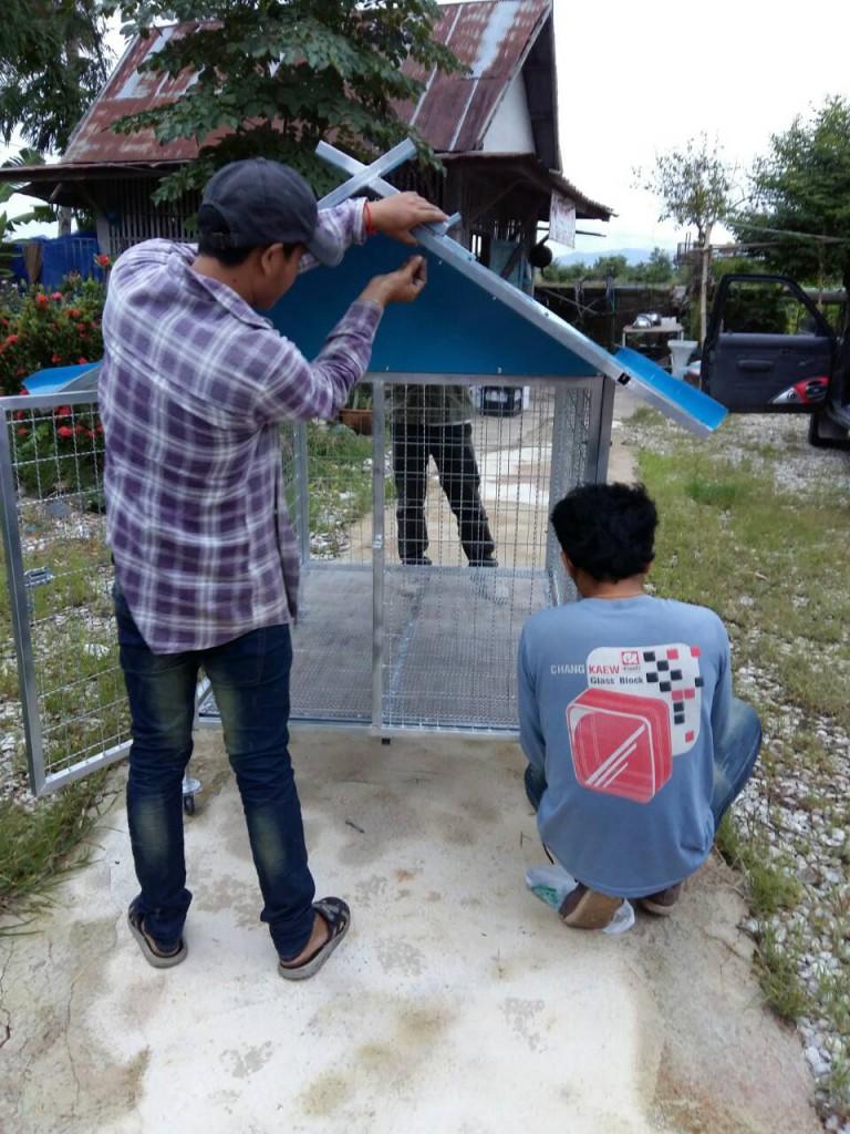 3837รับทำบ้านหมา สุนัข กรงเหล็ก มุ้งลวด พัดลม แนะนำ ซื้อขาย กรุงเทพ นนทบุรี  เชียงใหม่ เชียงราย เหนือ อิสาน ใต้ ตะวันออก ตราด  ชลบุรี